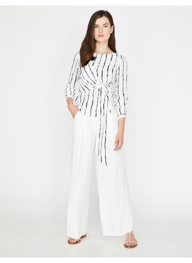 Koton Bluz Beyaz